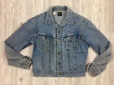 Vintage Lee 60's Sanforized 101-J Jean Jacket Size M/L
