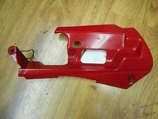 90 91 92 93 Honda VFR750 VFR 750 Interceptor Left Bottom Frame Cover   (I1D5)