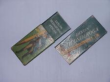 Vintage Advertising Box Dixon Ticonderoga #1386 Pencils
