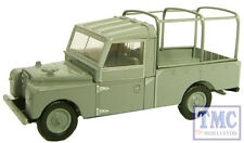 76LAN1109001 Oxford Diecast 1:76 Scale OO Gauge Land Rover Ser 1 Grey