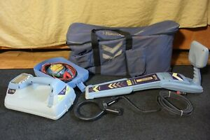 Radiodetection Locator Set ModeI RD8000 PDL Locator Wand and TX10 Transmitter #4