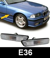 BMW 3 SERIES E36 SALOON COUPE CONVERTIBLE CRYSTAL CLEAR SIDE INDICATORS REPEATER