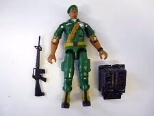 GI JOE LONZO R WILKINSON Action Figure Sgt Stalker TRU DTC COMPLETE C9 v1 2006