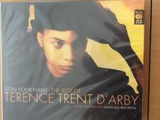 TERENCE TRENT D ARBY       2 CDs    SIGN. YOUR. NAME. /. THE. BEST. OF.