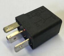 Fiat Alfa Romeo 00-16 4-Pin Multi-Use Black Relay 46520421 20A A727 702.30 -#34