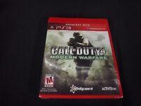 Call of Duty 4: Modern Warfare -- Greatest Hits (Sony PlayStation 3, 2010) New