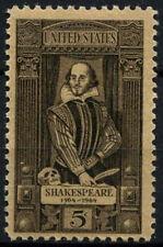 Usa 1964 Sg#1232 William Shakespeare Mnh #D36630