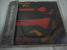MERCYFUL FATE-Melissa JAPAN 1st.Press w/OBI Bonus Track Black Sabbath Uriah Heep