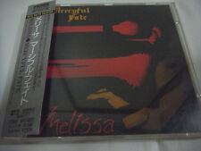 MERCYFUL FATE-Melissa JAPAN 1st.Press w/OBI Bonus Track Black Sabbath Uriah Heep