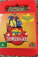 THE WIGGLES – Here Comes The Big Red Car DVD