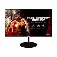 VIOTEK GFV24CB 24-Inch Gaming Monitor 165Hz FHD 1080p GSYNC FreeSync-Compatible
