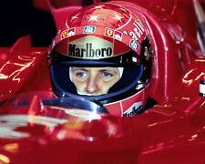 Racecar Driver MICHAEL SCHUMACHER Glossy 8x10 Photo Formula One 1 Print Poster