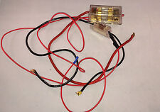 MAS HIGH VOLTAGE SERIES FUSE HOLDERS
