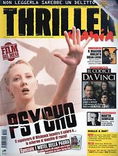 Thriller.Psycho,Martin Scorsese,Cornell Woolrich,Stefano Tura,Martina Cole,iii