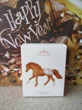 Hallmark Keepsake Christmas Ornament Appaloosa Dream Horse Figure