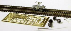 1013 Micron Art Z-Scale Old era manual Railroad Handcar , Brass Kit