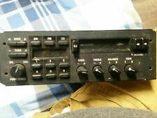 Stereo Radio AM FM Cassette F2TF19B132AA Fits 92-93 FORD BRONCO OEM Htf rare