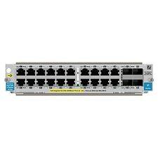 HP ProCurve 20x 1000Base-T (PoE) - RJ-45 + 4x SFP zl Module J8705A