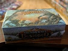 Magic MTG Mirrodin Besieged Booster Box Factory Sealed English