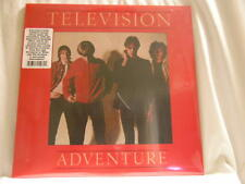 TELEVISION Adventure Tom Verlaine Richard Lloyd 180 gram Vinyl NEW SEALED LP