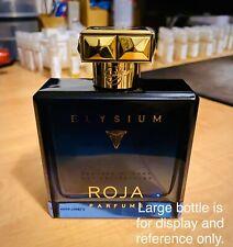 Roja Elysium Parfum Cologne Pour Homme - 5ml Sample Decant