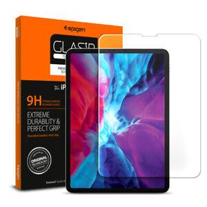 iPad Pro 12.9 inch (2021) Spigen® 9H Glass Screen Protector [GLAS.tR SLIM]