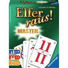 Ravensburger Elfer raus! Master, Kartenspiel