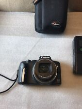 Canon PowerShot SX170 IS 16.0 MP Camera - black~8GB SD bundle