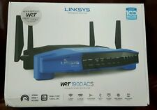 NEW Linksys WRT 1900 ACS Dual Band Gigabit Wi-Fi Router - Free Ship!