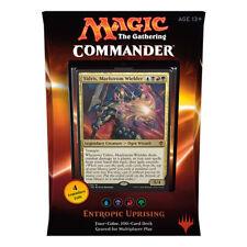 MTG - Commander 2016 - Entropic Uprising Deck 100 Card NEW