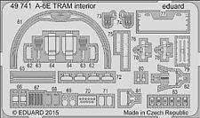 Eduard 1/48 Grumman A-6E tranvía Interior # 49741
