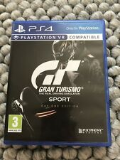 PlayStation 4 Gran Turismo Sport - One Day Edition