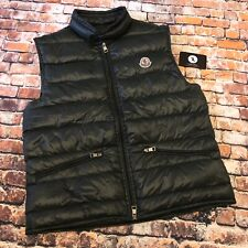 STUNNING GREEN MONCLER GUI GILET - SIZE 2 - VERY SOUGHT AFTER GILET!