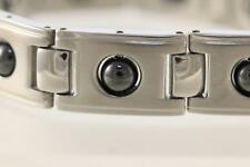 Stainless Steel Magnetic Pain, Inflammation, Blood Circulation Tharapy Bracelet