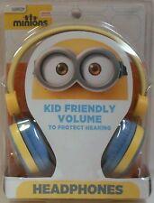 Headphones DESPICABLE ME MINIONS Adjustable Headband