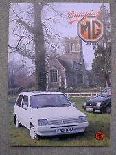 Enjoying MG (April 1998) MGA, MGC, Magna, Metro, TF, Engine Threads, MG Factory