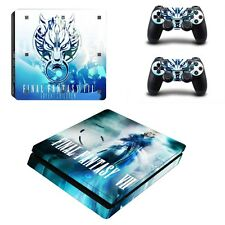 Final Fantasy VII 7 advent children Ps4 slim Autocollant Console + Manettes Ps4
