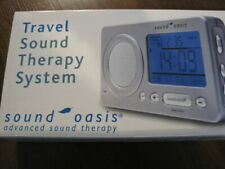 Sound Oasis Travel Sound Therapy System Model S-850 alarm clock calendar