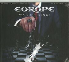 EUROPE WAR OF KINGS CD SPECIAL EDITION DIGIPAK NUOVO E SIGILLATO !!
