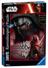 STAR WARS THE FORCE AWAKENS EPISODE VII KYLO REN 500 PIECE RAVENSBURGER JIGSAW