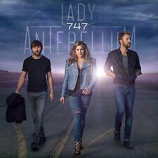 LADY ANTEBELLUM - 747: CD ALBUM (October 6th 2014)