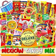 Mexican Candy Mix Assortment Snack (86 Count) Dulces Mexicanos Variety