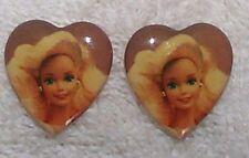 Vintage 1970'S Barbie Photo Jewelry Plastic Cake Decorating 10 Sale