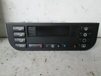 BMW E36 climate control heater controls display 318 323 328 M3 evo 8379521