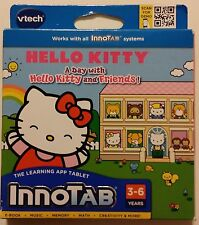 V-tech InnoTab Hello Kitty-Brand New-Not Compatible with InnoTab Max