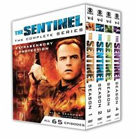 The Sentinel Complete TV Series All Seasons 1-4 Box DVD Set Collection Episodes