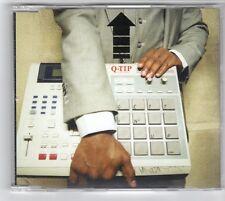 (GO469) Q-Tip, Gettin' Up - 2008 DJ CD