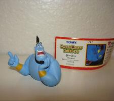 Disney Japan Tomy Choco Party Aladdin GENIE Mini Puzzle Figure
