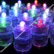 24 LED submersible Color Changing Wedding Floral Centerpieces CandleTea light