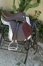 "Miniature Mini Horse or Donkey  ""7 Piece"" English Saddle Package"